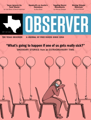 The Texas Observer Sept|Oct, 2020