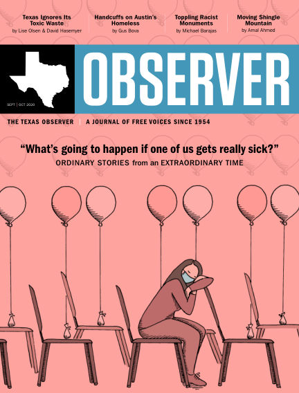 The Texas Observer September 01, 2020 00:00