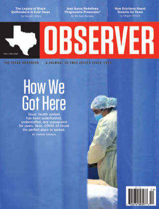 The Texas Observer Nov/Dec, 2020
