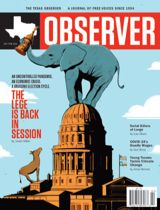 The Texas Observer Jan/Feb 2021