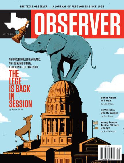 The Texas Observer January 01, 2021 00:00