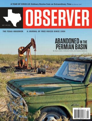 The Texas Observer March/April 2021