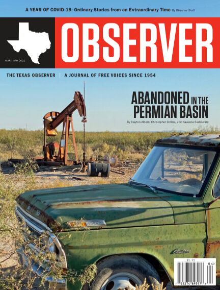 The Texas Observer March 01, 2021 00:00