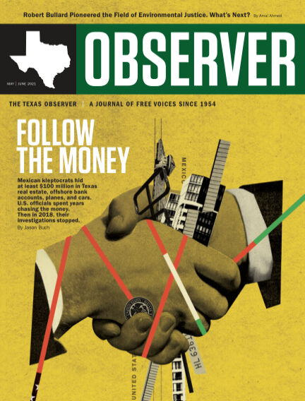 The Texas Observer May 01, 2021 00:00