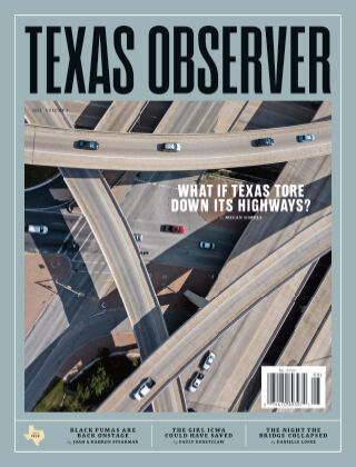 The Texas Observer July/August