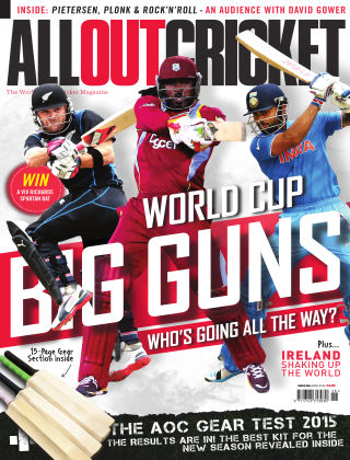 All Out Cricket Issue 126