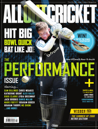 All Out Cricket Issue 128