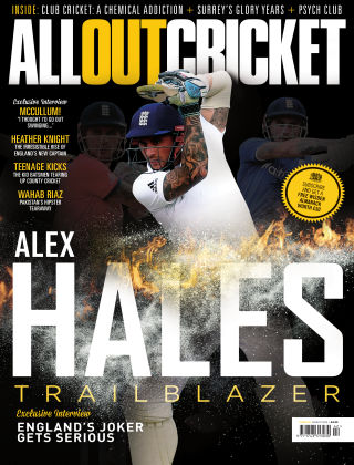All Out Cricket Issue 142
