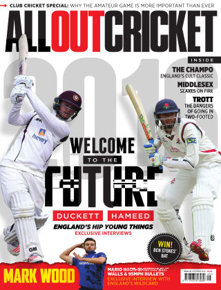 All Out Cricket Issue 144