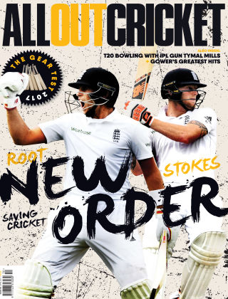 All Out Cricket Issue 150