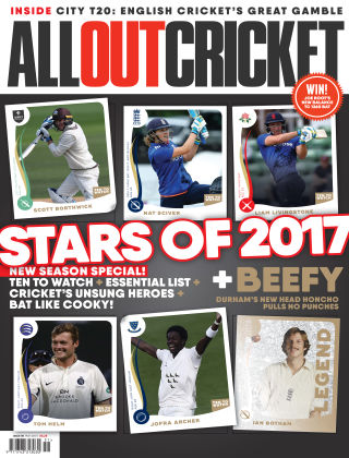All Out Cricket Issue 151