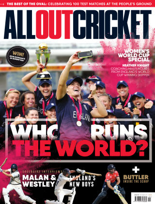 All Out Cricket Issue 155
