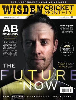 Wisden Cricket Monthly Issue 3