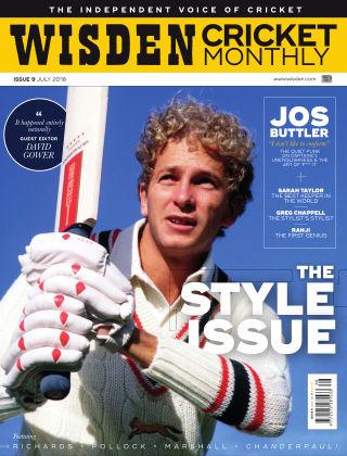 Wisden Cricket Monthly Issue 9