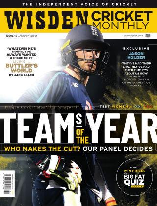 Wisden Cricket Monthly Issue 15
