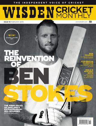 Wisden Cricket Monthly Issue 16