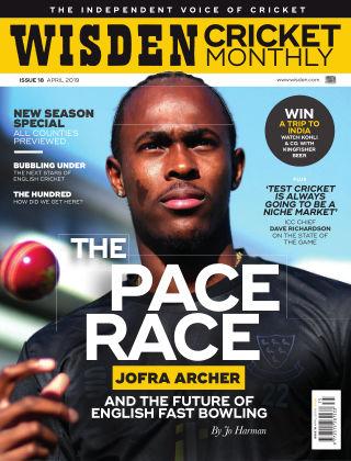 Wisden Cricket Monthly Issue 18