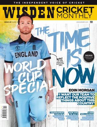 Wisden Cricket Monthly Issue 20