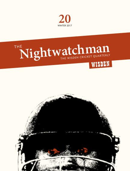 The Nightwatchman December 09, 2017 00:00