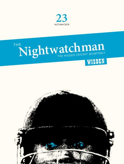 The Nightwatchman September 07, 2018 00:00
