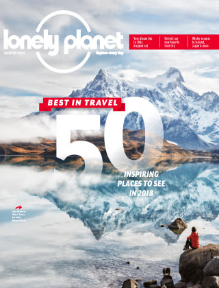 Lonely Planet 2017-11-07