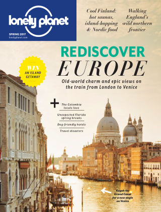 Lonely Planet 2017-02-07