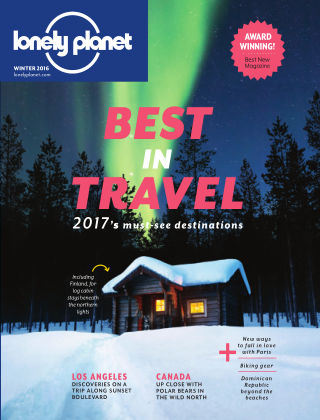 Lonely Planet 2016-11-08