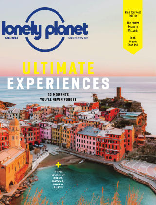 Lonely Planet Fall 2018