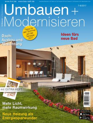 Umbauen + Modernisieren 7-8/2017