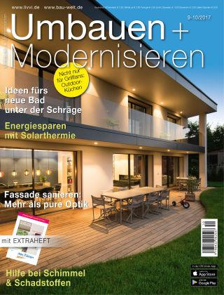 Umbauen + Modernisieren 9-10/2017