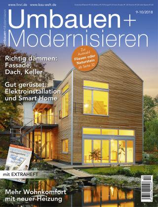 Umbauen + Modernisieren 9-10/2018