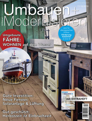 Umbauen + Modernisieren 11-12/2018