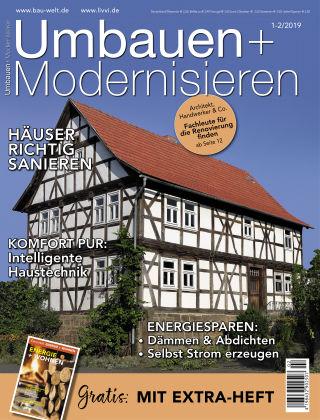 Umbauen + Modernisieren 1-2/2019
