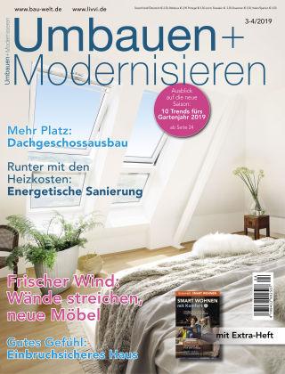 Umbauen + Modernisieren 3-4/2019