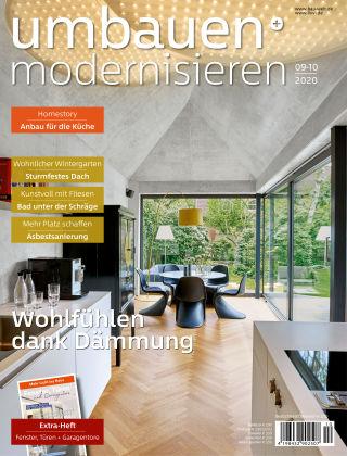 Umbauen + Modernisieren 9-10/2020