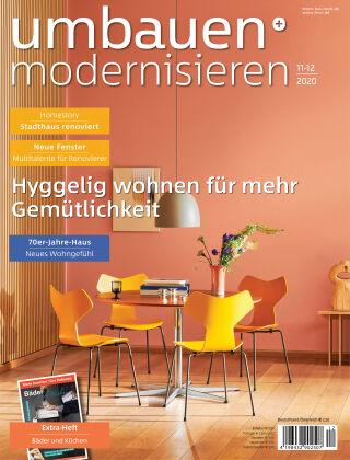 Umbauen + Modernisieren 11-12/2020