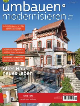 Umbauen + Modernisieren 1-2/2021