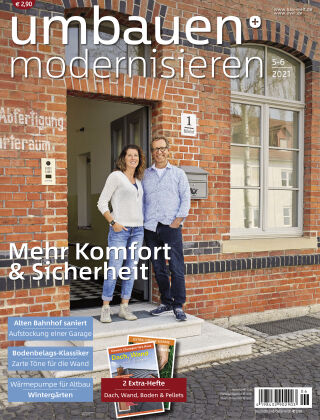 Umbauen + Modernisieren 5-6/2021
