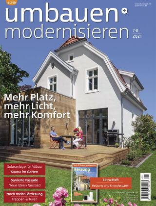 Umbauen + Modernisieren 7-8/2021