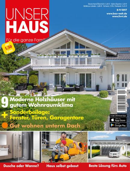 Unser Haus July 26, 2017 00:00