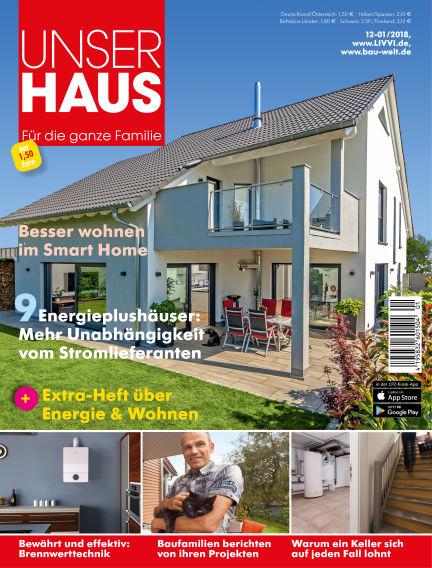 Unser Haus December 02, 2017 00:00