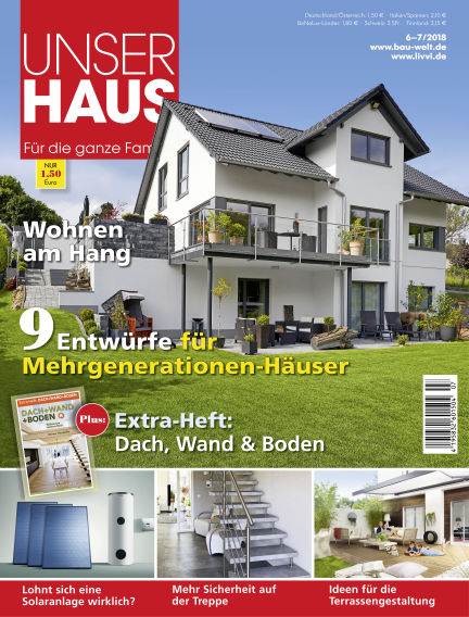 Unser Haus Subscription Best Offer With Readly