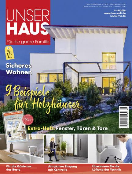 Unser Haus July 25, 2018 00:00