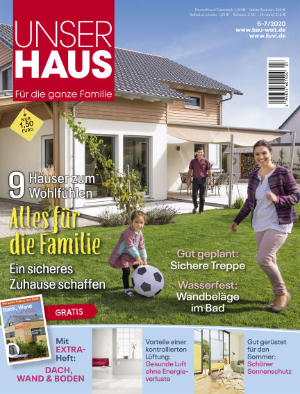 Unser Haus May 27, 2020 00:00
