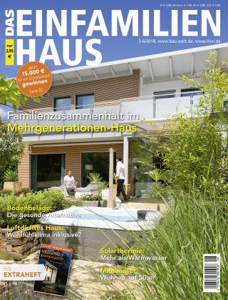 Das Einfamilienhaus 5-6-2018