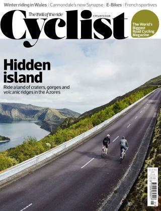 Cyclist January