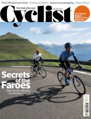 Cyclist Apr