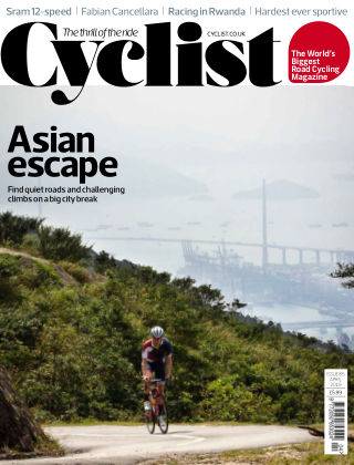 Cyclist Issue 85