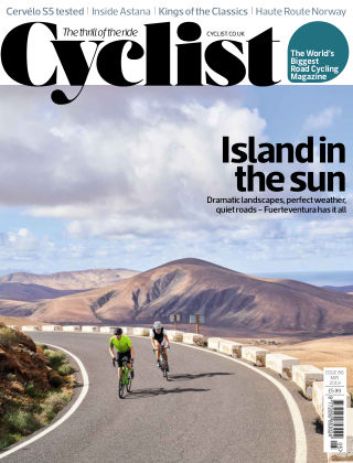 Cyclist Issue 86