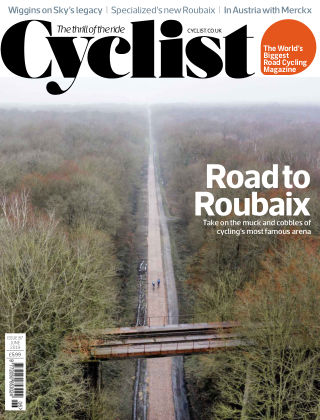 Cyclist Issue 87